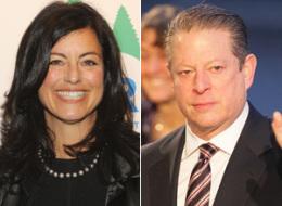 Al Gore Laurie David Affair