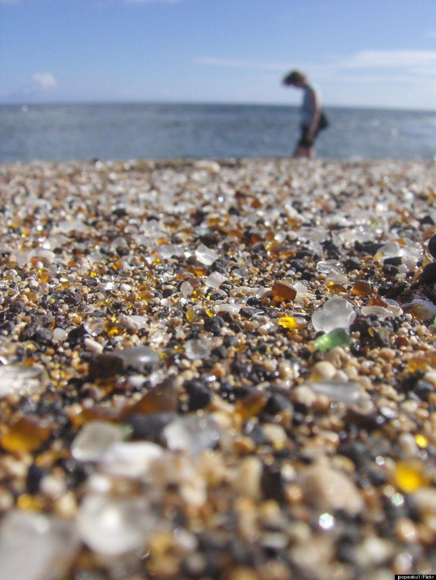 glass beach kauai