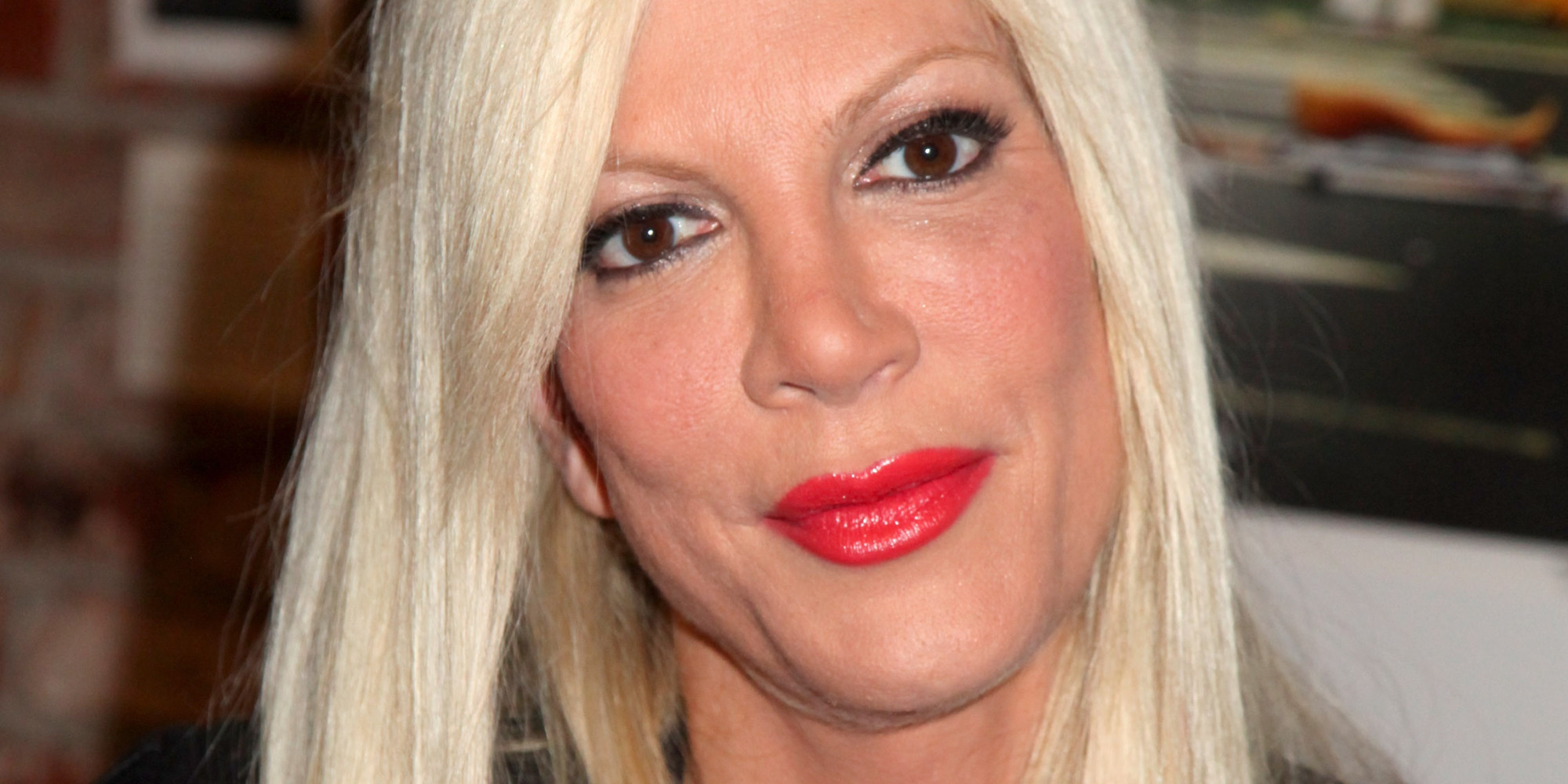 Tori Spelling Hospitalized Amid Marriage Woes