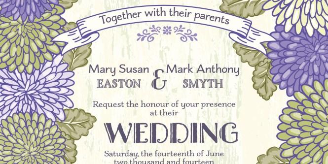 Image Led Write Wedding Invitations Step 5