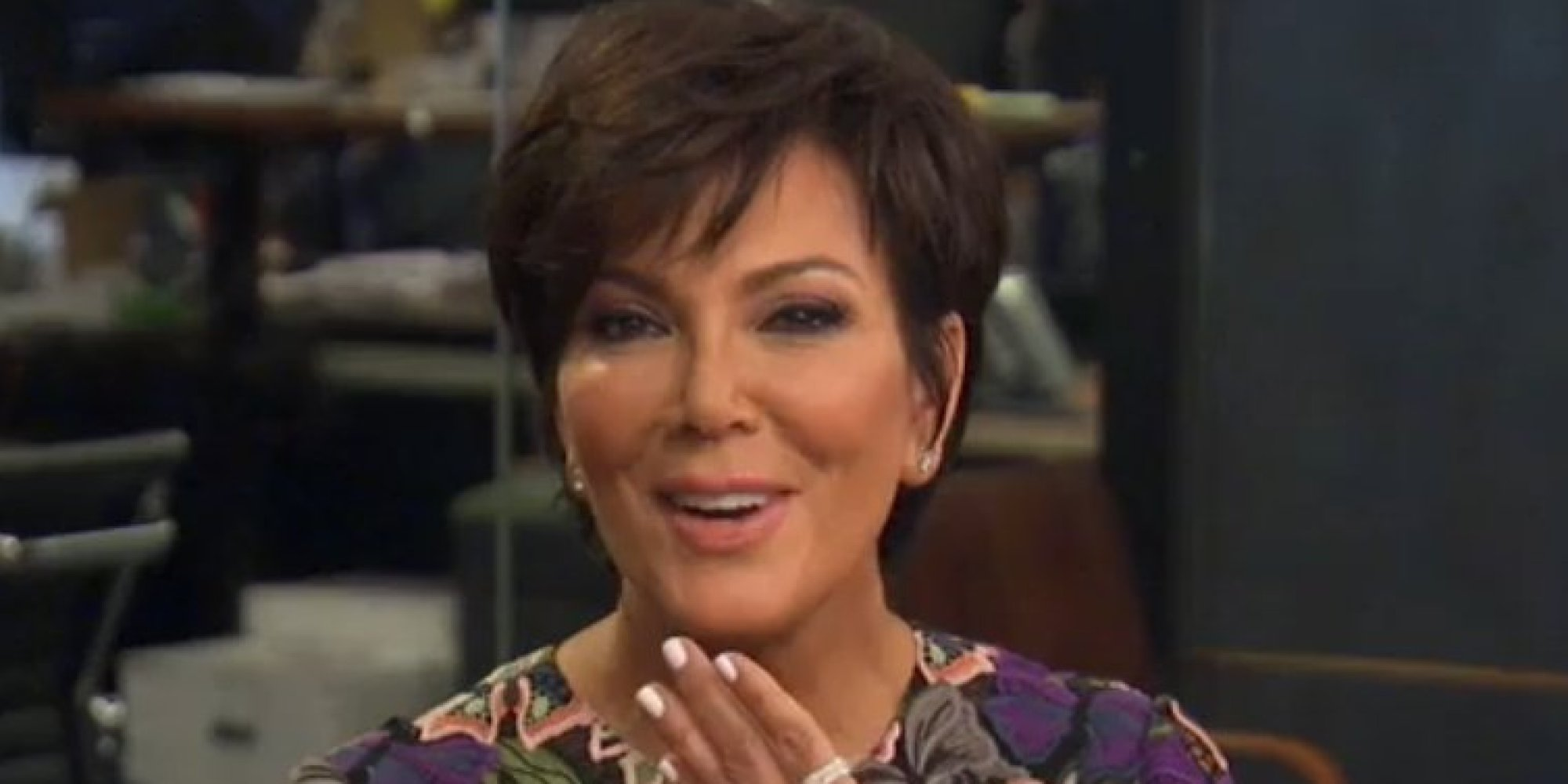 Kris Jenner Reveals Why Shes Been Wearing Her Wedding