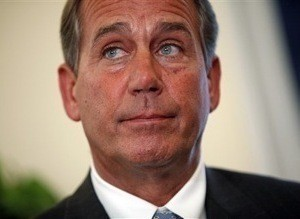 John Boehner Special Interests Dnc Ad