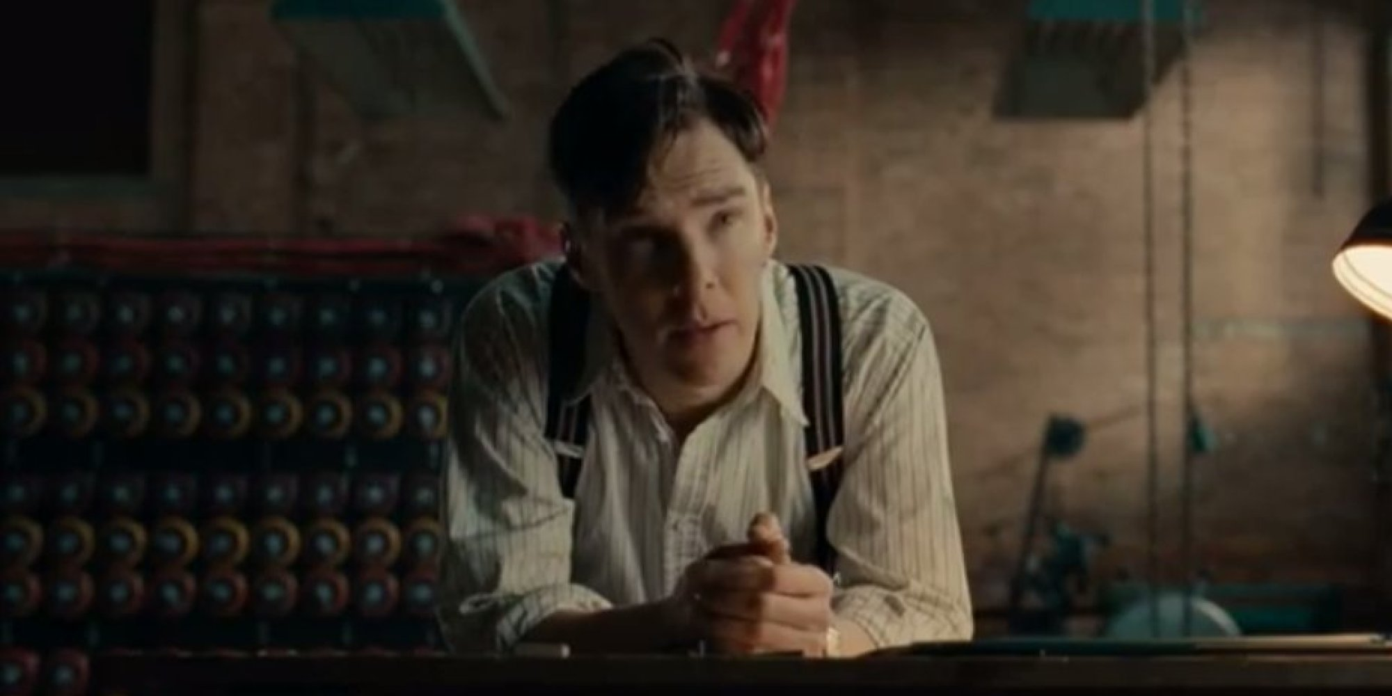 The Imitation Game Trailer Offers A Look At Benedict