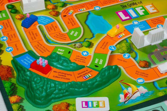 16 Board Games That Defined Your Childhood  Ranked From Worst To     life board game