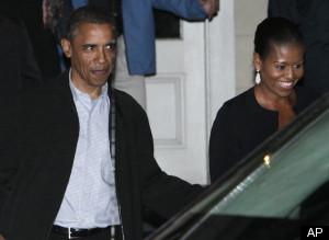 Obama Sweet Life Cafe