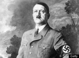 Hitler Jewish African