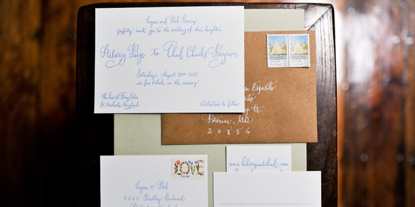 Wedding Invitations Really Should Be Addressed By Hand Here S Why Huffpost