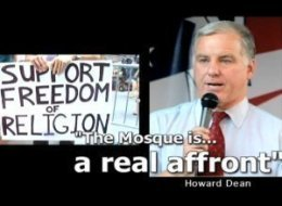 Howard Dean Mosque