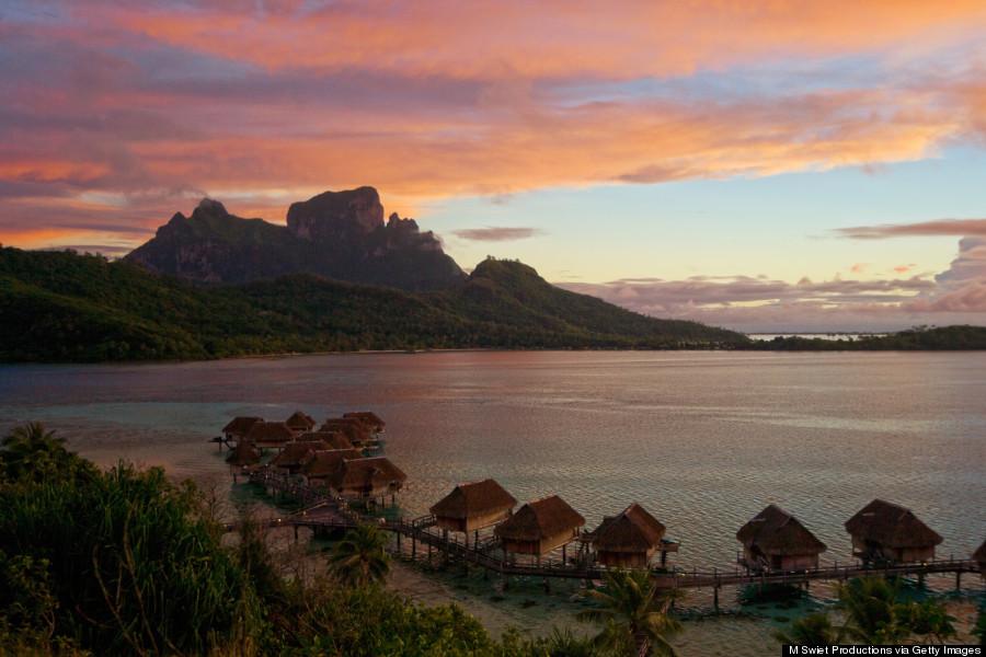 I Want Go Bora Bora
