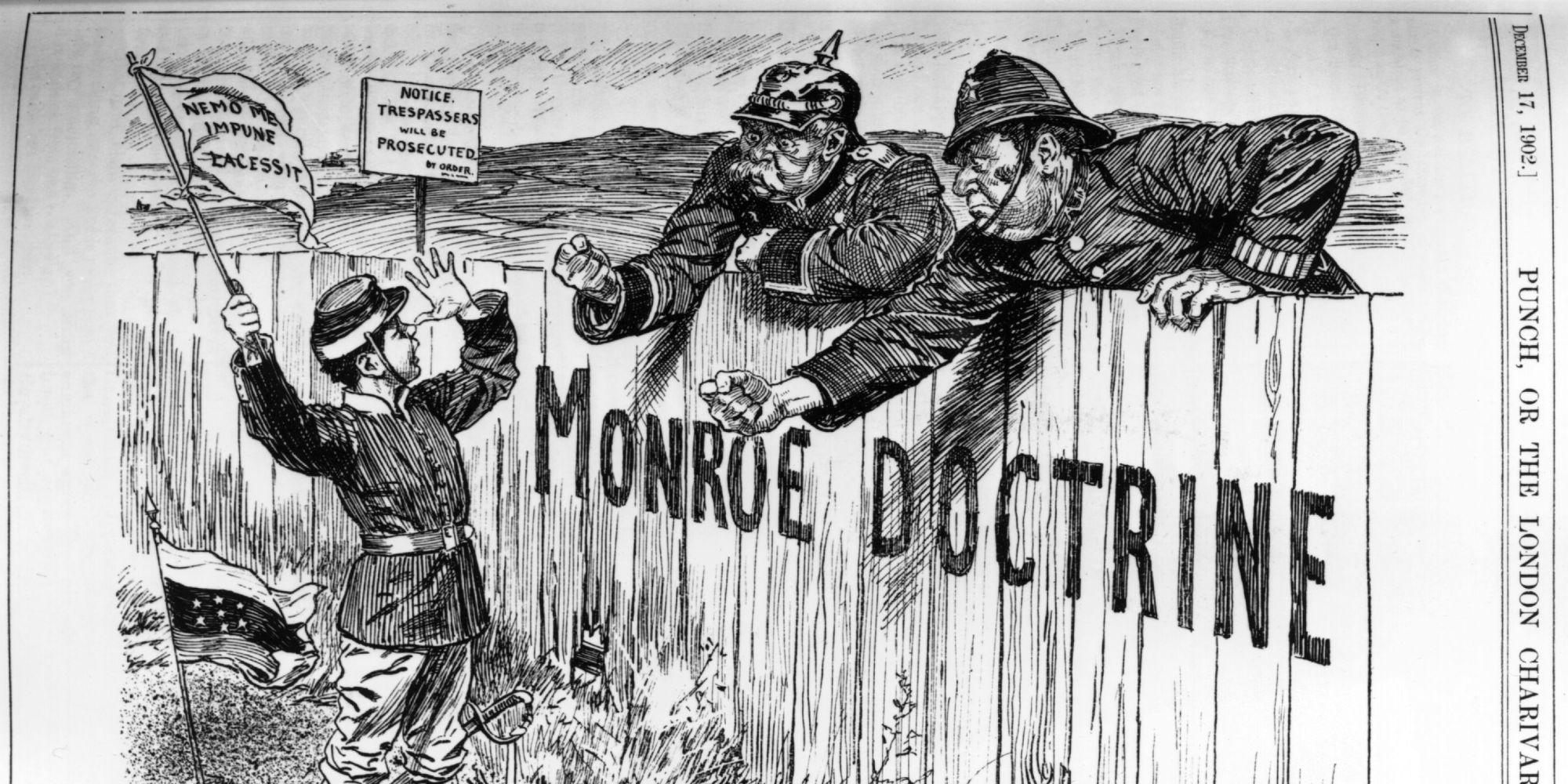 Should Washington Consider Accepting A Chinese Monroe