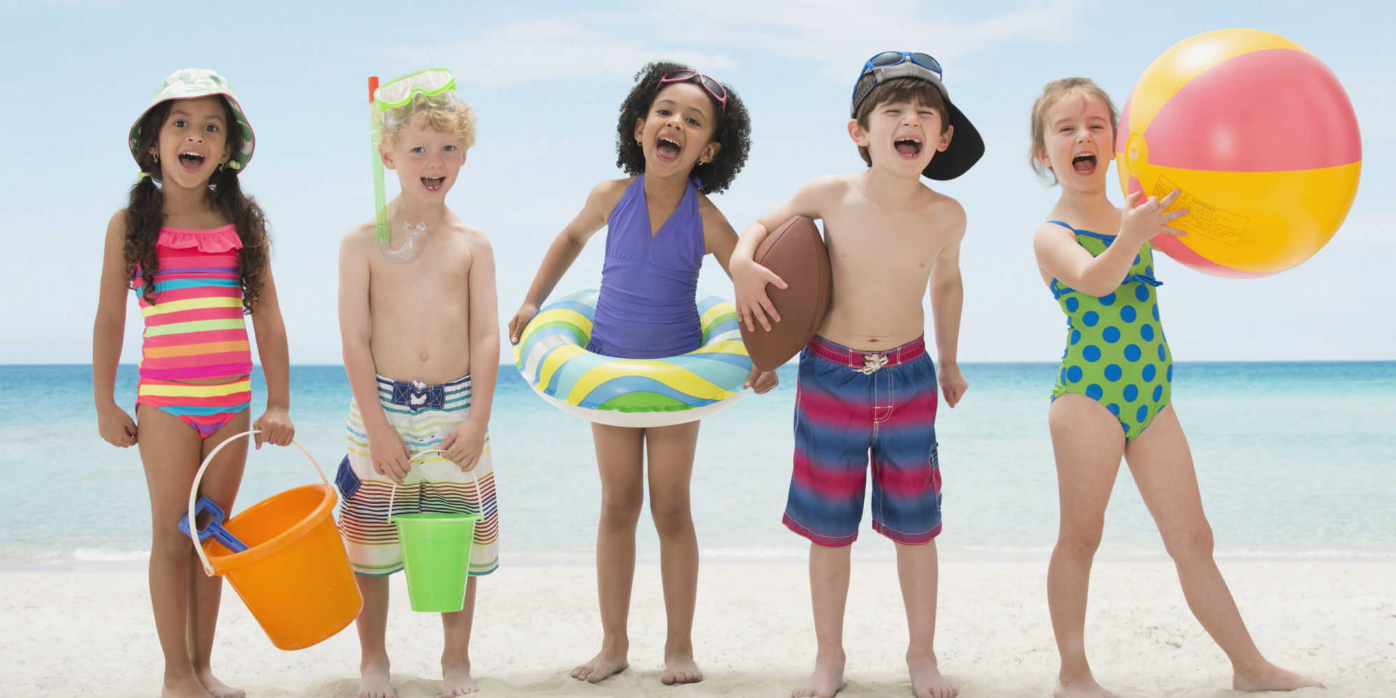 Kids Reveal Their Perfect Vacations And They Re Way