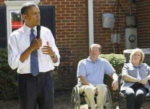 Obama Fairfax Virginia Economy