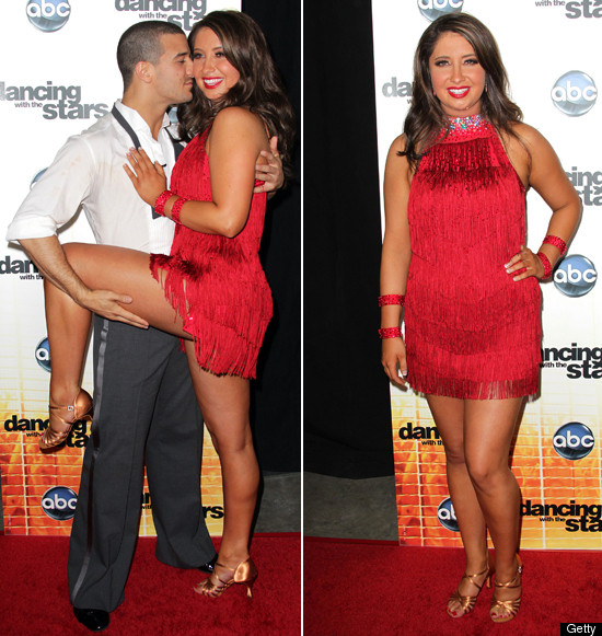 Image result for bristolpalin red dress