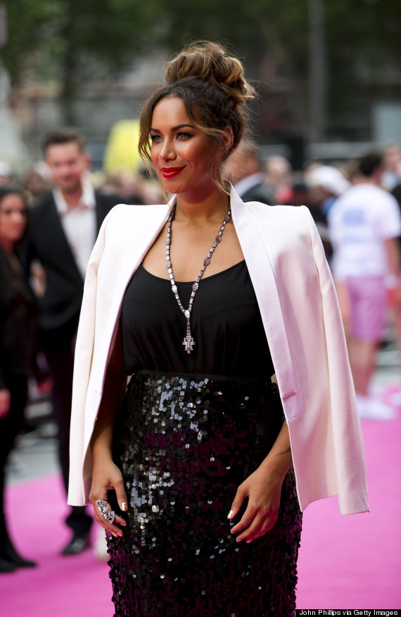 X Factor Winner Leona Lewis Says She Felt Extremely