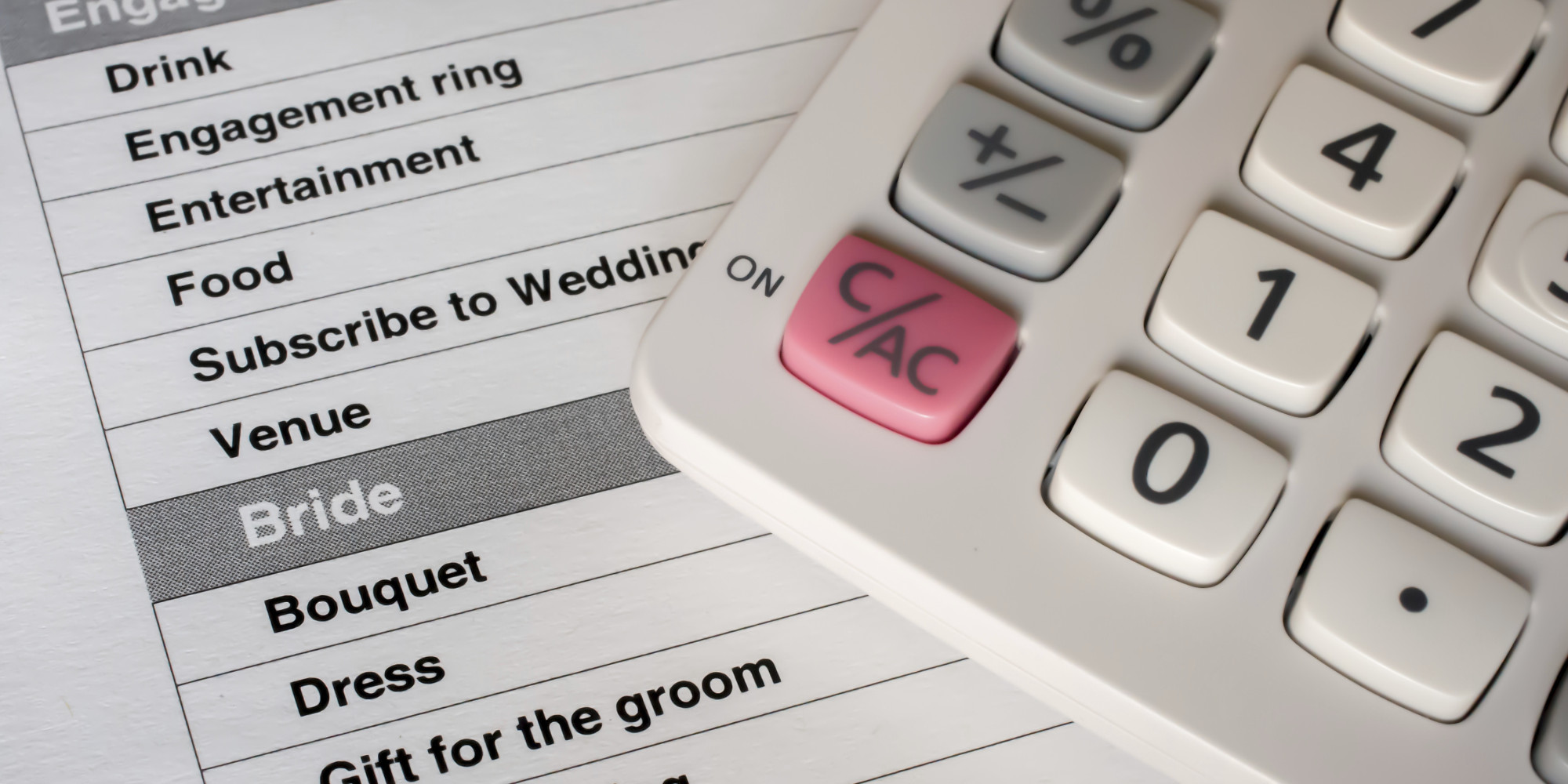 Can I Afford A Wedding Planner