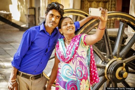 selfie india
