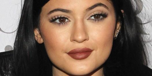 How To Fake Fuller Lips À La Kylie Jenner   HuffPost