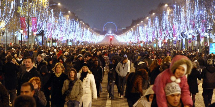 Celebrate New Year Eve in Europe