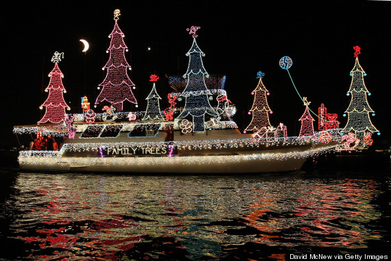 Americas Quirkiest Holiday Extravaganzas We Love To Love HuffPost