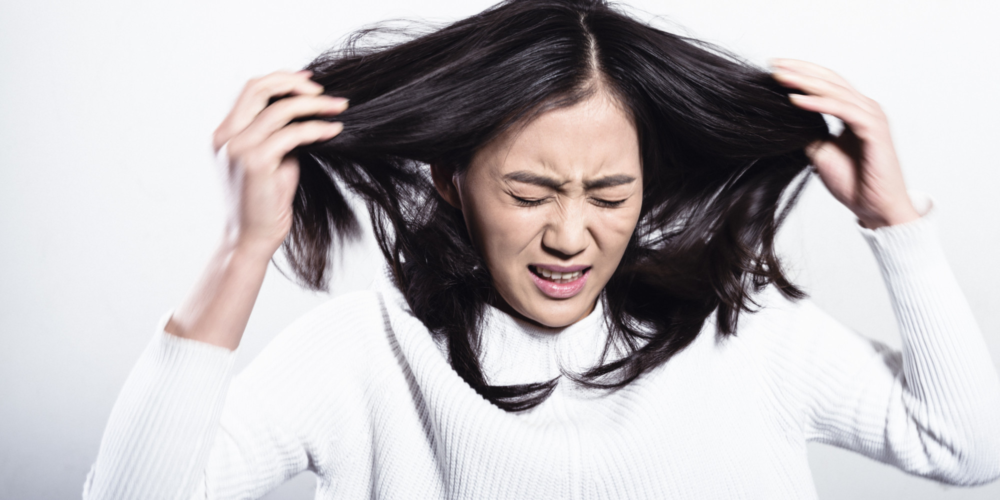 How To Cope With Thinning Hair Or Hair Loss Tips For Women Huffpost Uk