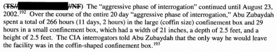 abu zubayda interrogation