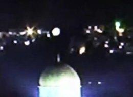 Jerusalem Ufo