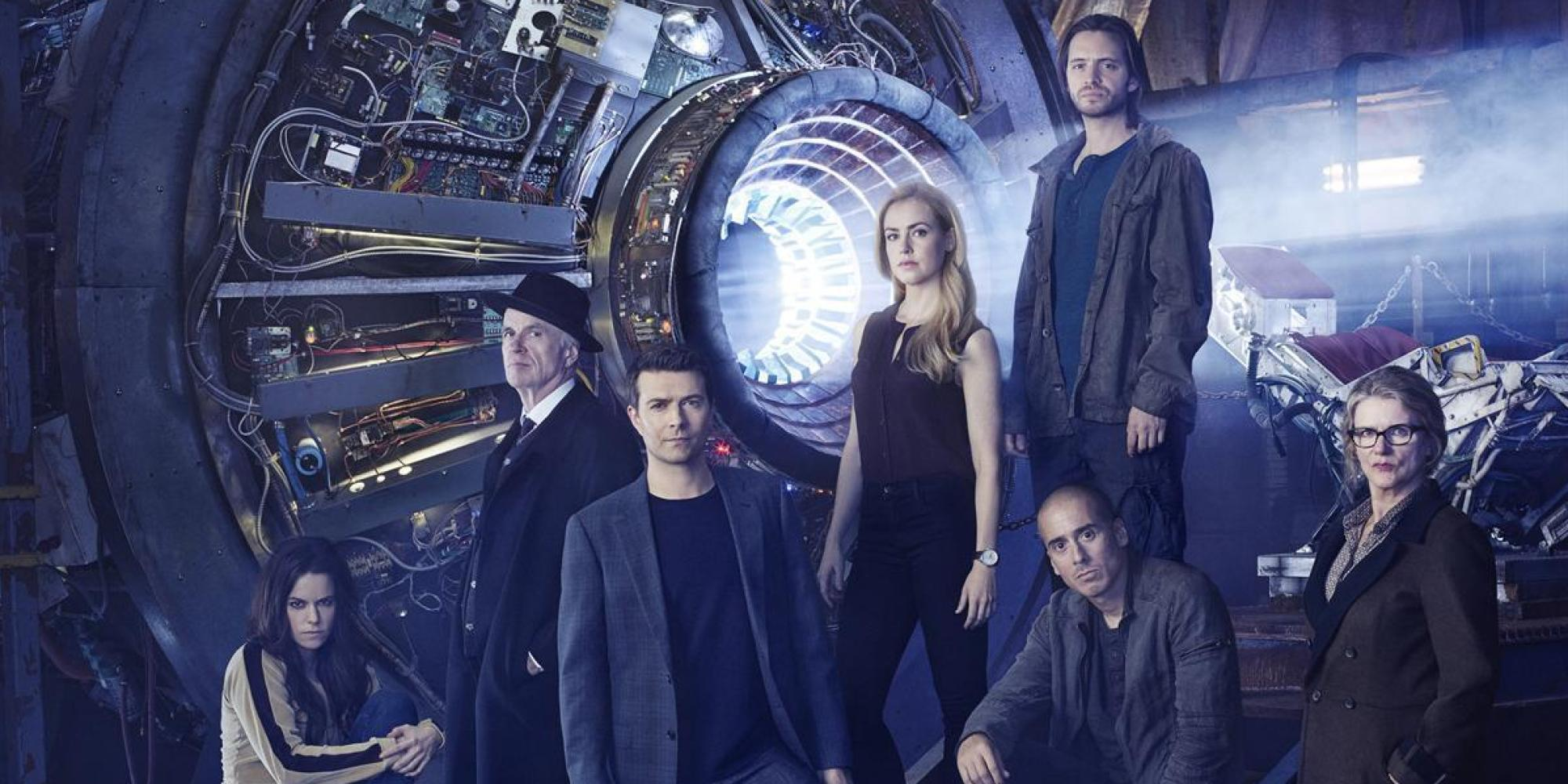TV SHOW REVIEW !! Isaac Hunter's Take on Syfy TV Show: 12
