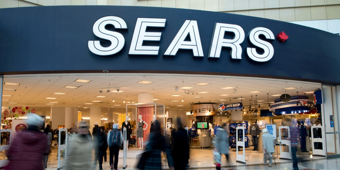 Struggling Sears Canada Offers To Help Laid Off Target