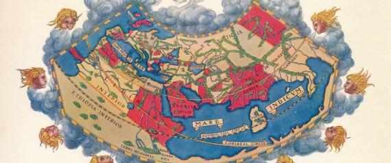 PTOLEMY MAP