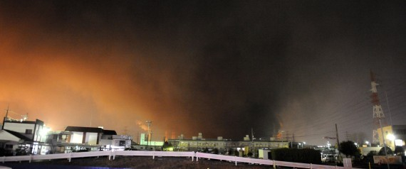 reaktor nuklir di jepng meledak, tsunami jepang 2011
