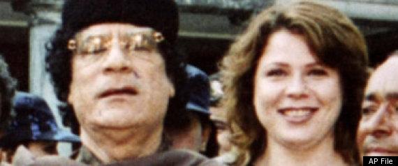 Gaddafi Nurse