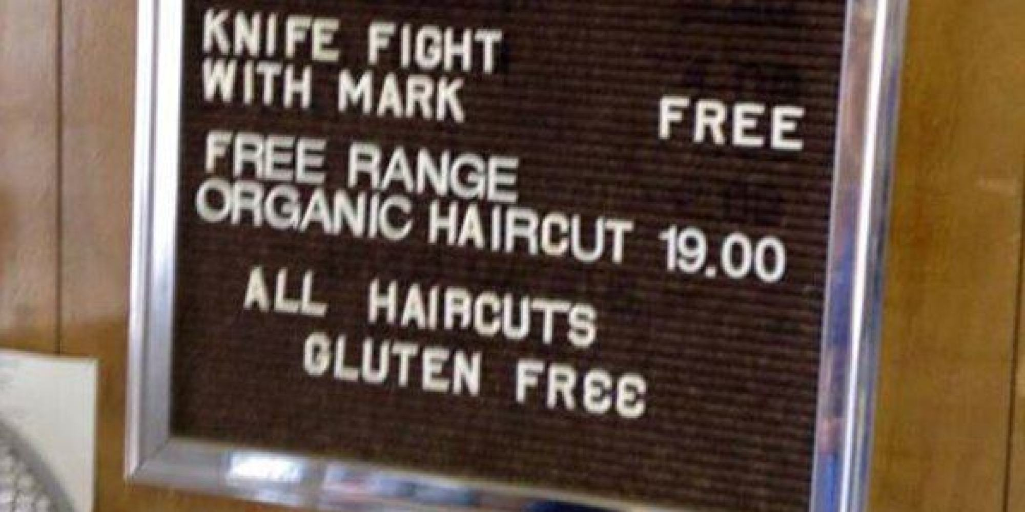 15 Times Going Gluten Free Went Too Far HuffPost