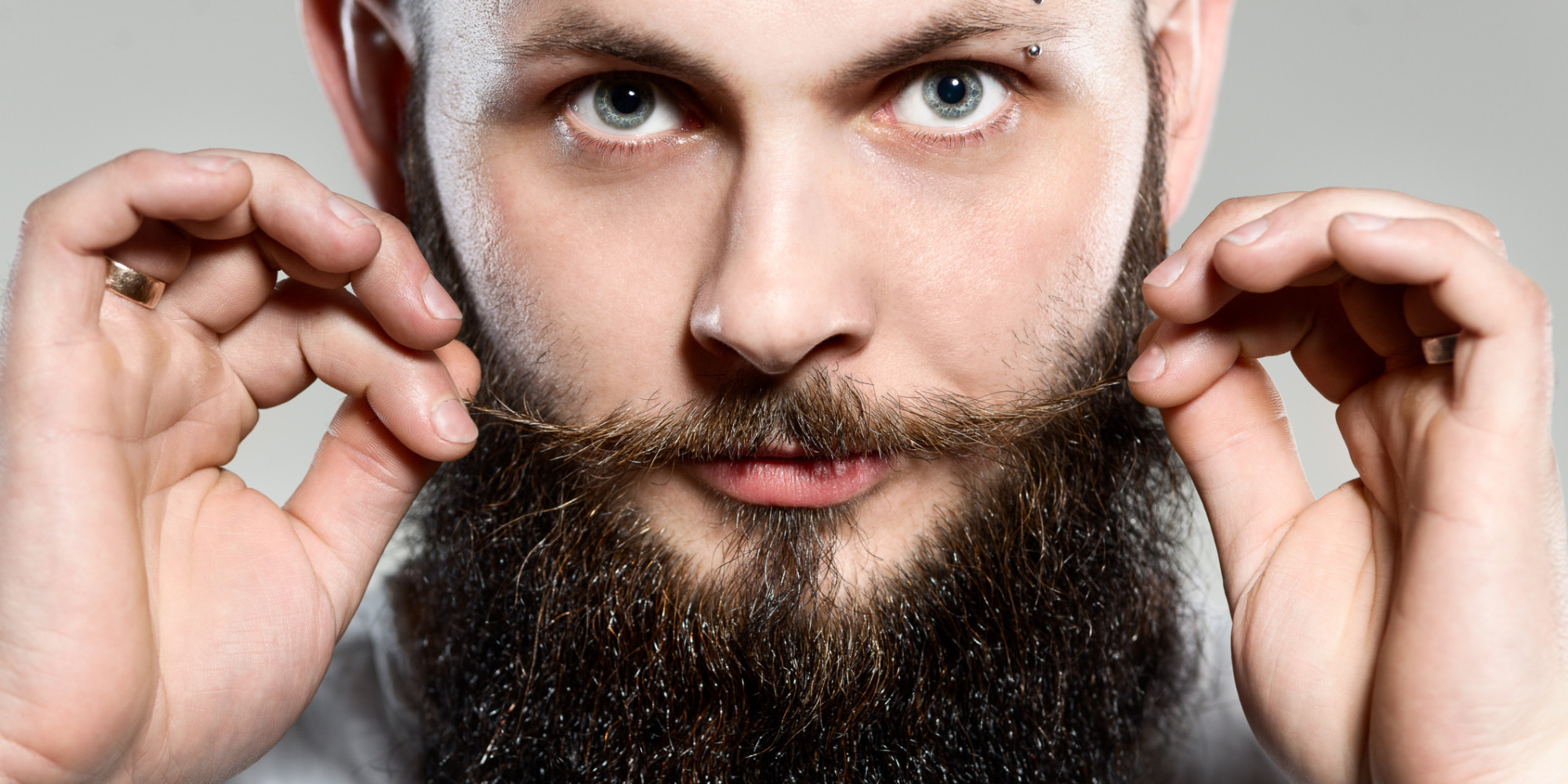 Do Men Grow Beards To Show Dominance Heres What The