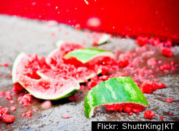 Exploding Watermelon China
