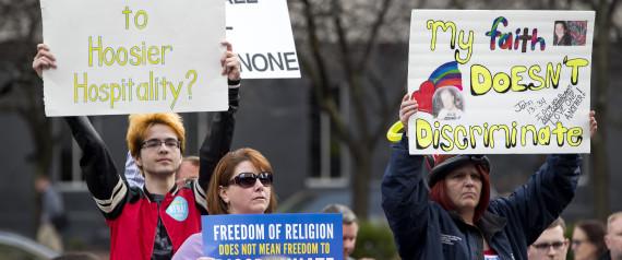 INDIANA RELIGIOUS FREEDOM