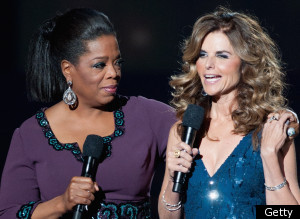 WATCH: Maria Shriver Thanks Oprah For Giving Her 'The Truth'