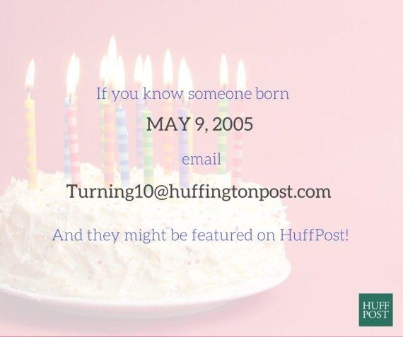 turning ten