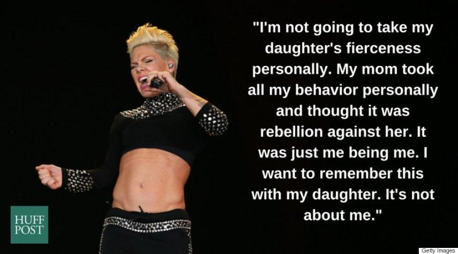 daughters fierceness