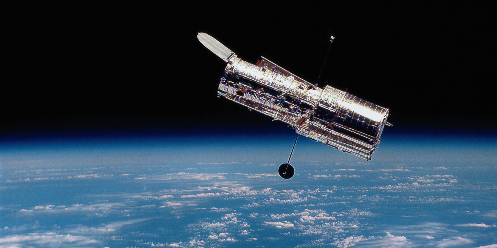 The Hubble Space Telescope Personal Reflections On The