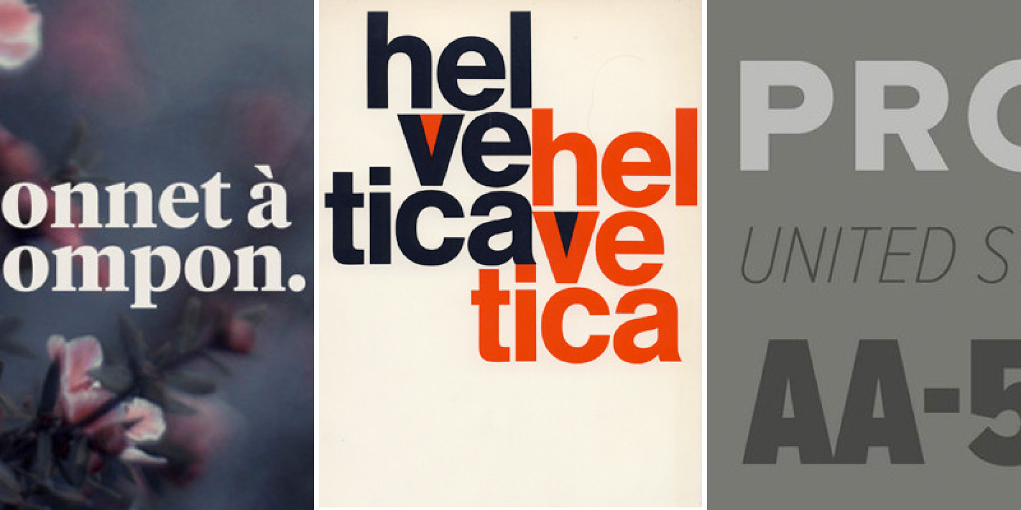 fonts that stand out according to designers web design news