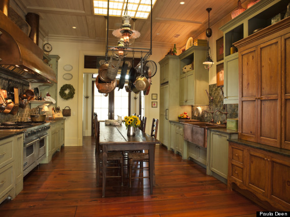 Country Kitchen House Plans
