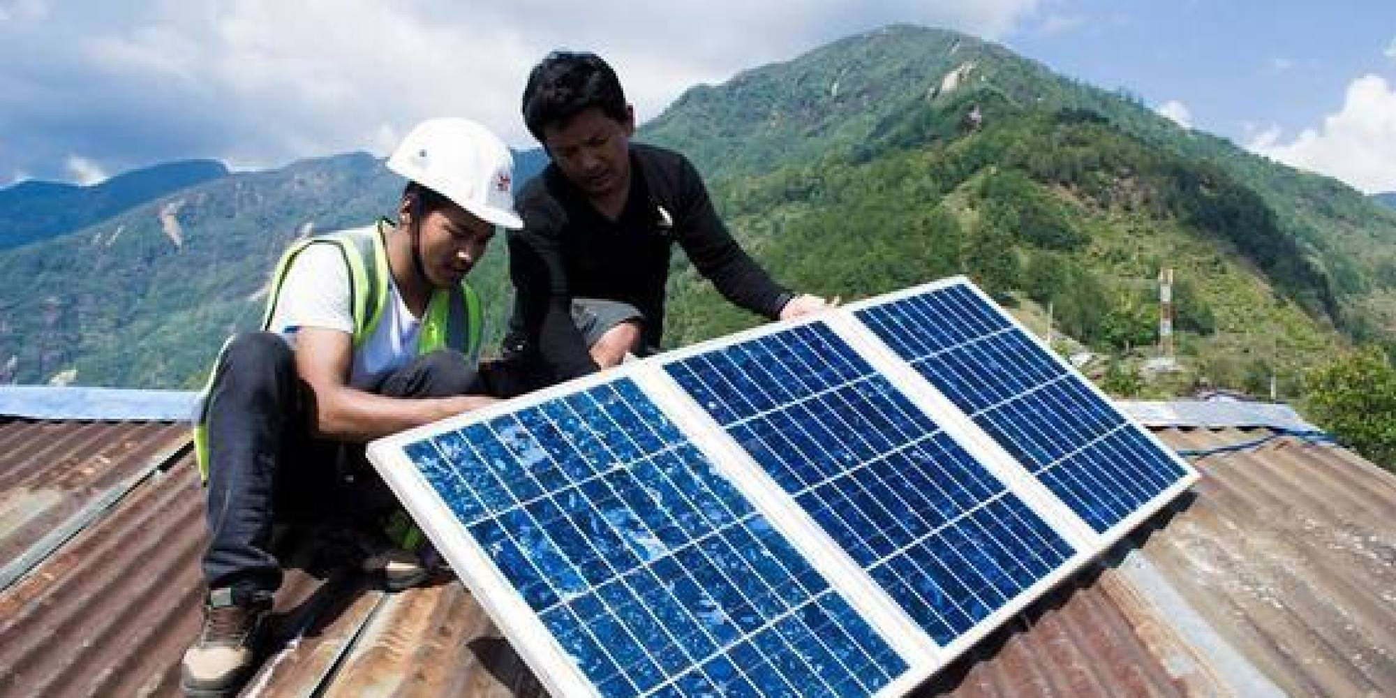 How Solar Can Help Power Nepal S Relief And Recovery