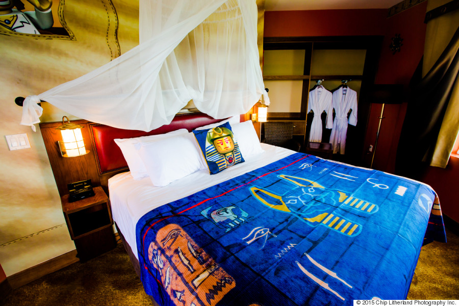 Themed Hotel Rooms In Tampa Florida