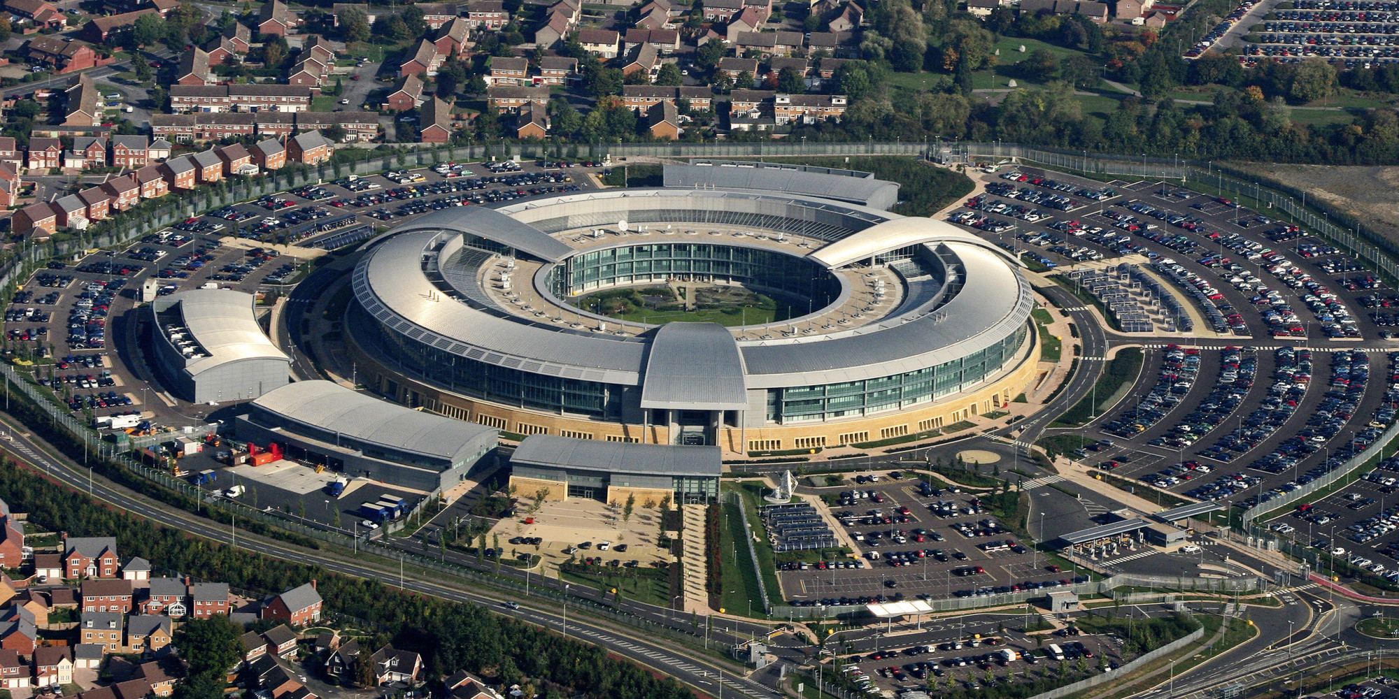 ( GCHQ © David Goddard; Getty )