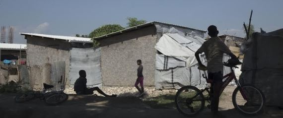 HAITI HOUSING