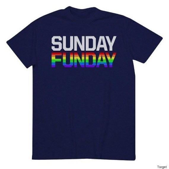 pride t shirt