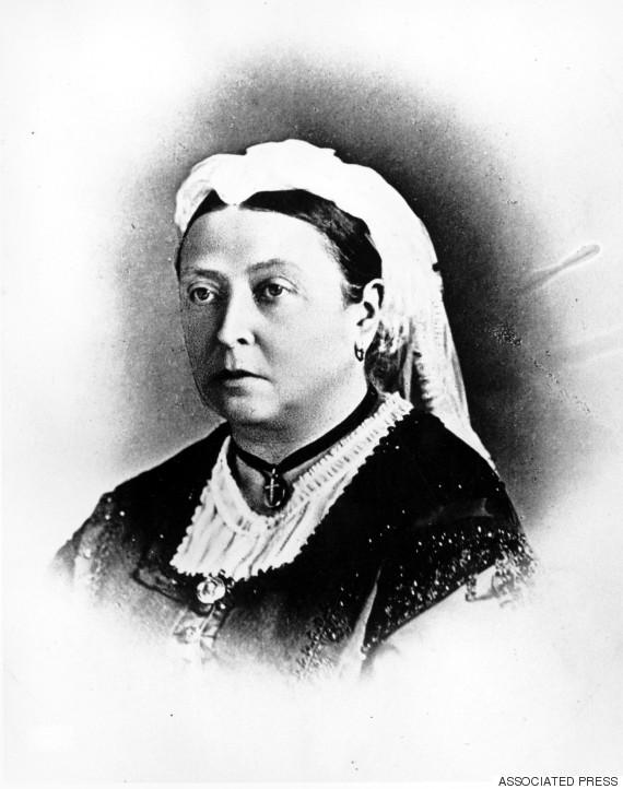 queen victoria england portrait