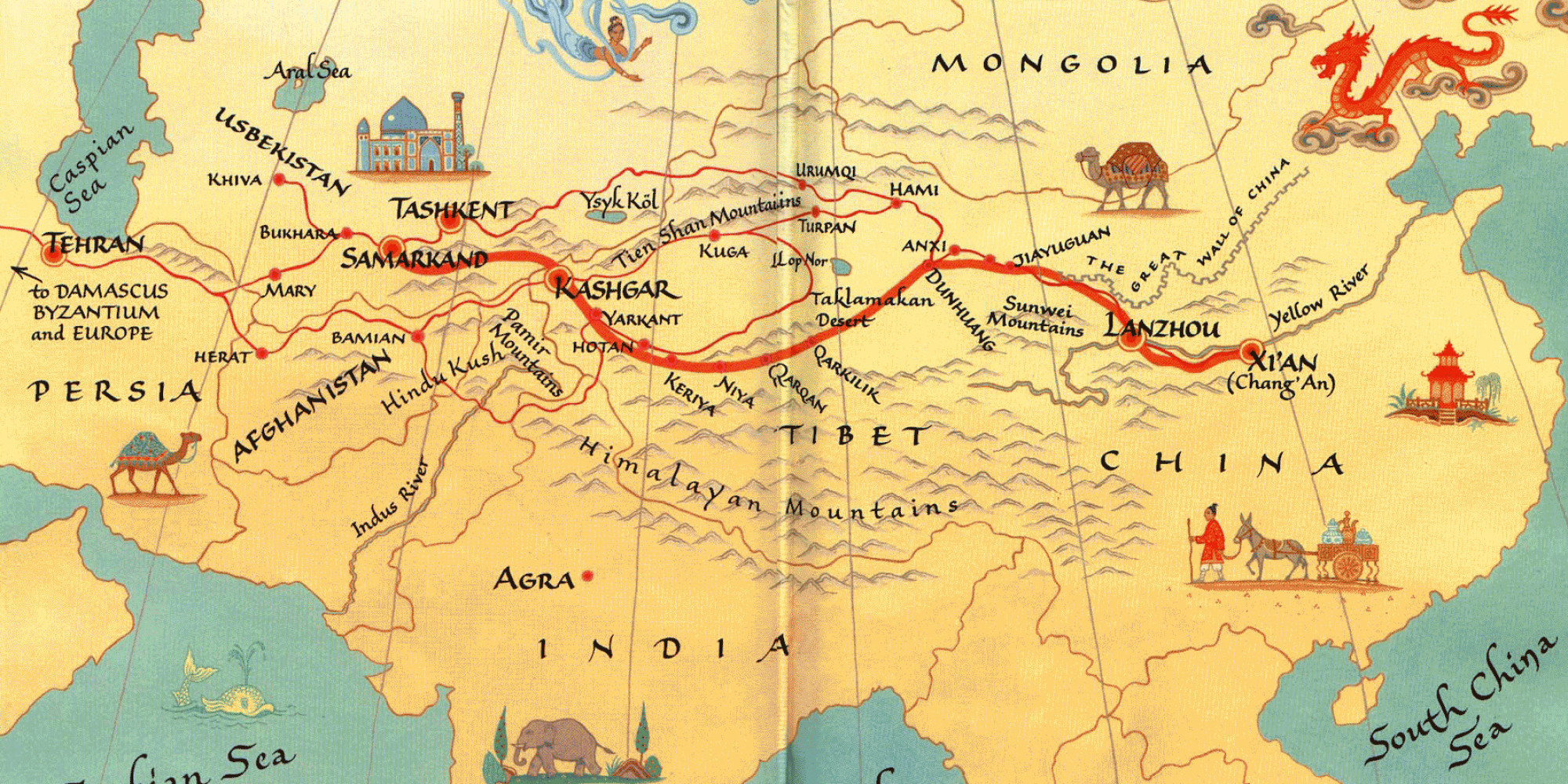 Will The 13th Century Pax Mongolica Return With China S New Silk Road