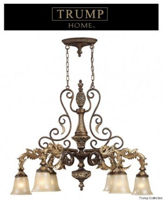 Trump Home Lighting Lilianduval Chandelier