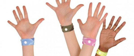 bracelet nausée